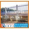 小区围墙围栏/热镀锌钢管围墙栏杆/苏州龙桥护栏厂专业定制