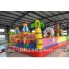 充气大型气球批发广州气模玩具厂家充气滑梯儿童大型充气攀岩
