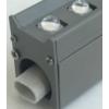 无缝连接LED线条灯 冲孔面盖LED线性灯