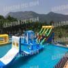夏日中不可缺少的一部分支架泳池