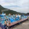 夏季清凉家庭泳池