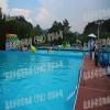 夏日奥兰多移动支架游泳池