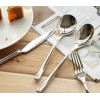 欧式不锈钢西餐餐具套装不锈钢刀叉勺牛排刀叉勺子叉子西餐刀叉