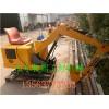 多功能型工程挖掘机 大棚挖沟机果园用小型挖掘机操作简单