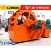 时产50t-200t石粉沙/石头/石子洗砂机价格及配置电机