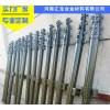 现货供应铝镁合金升降避雷针1米手动升降式避雷针 自动升降避雷针