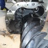 螺杆压缩机维修停机准备