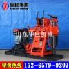 厂家直供XY-180地质勘探钻机 岩心取芯 水井钻机