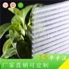 上海捷耐厂家定制 防爆耐候 6mmPC中空阳光板