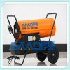 江西50kw工业柴油取暖器大功率养殖热风炉烘