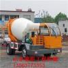 3方混凝土搅拌运输车厂家 四不像搅拌罐车配置 哪有卖轮式罐车