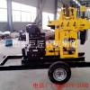 华夏巨匠全自动打深水井设备XYX200家用打井机地质岩心钻机