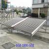 湖南热水工程,太阳能工程联箱集热器
