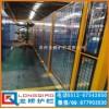 长春设备隔离网 长春工厂设备围栏 管焊接 表面静电喷涂烤漆处理