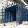 贵州移动式伸缩房 废气处理设备 运行成本低