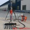 KQZ-70D气电联动潜孔钻机 轻便潜孔冲击式钻机工程打孔