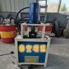 锌钢护栏数控冲孔机生产效率节节高