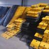 无锡铸钢减速带价格苏州工业园地下车库地面安装减速带价格