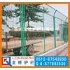 铜陵高速公路护栏网 铁路边防护围栏网 浸塑绿色钢丝网 龙桥